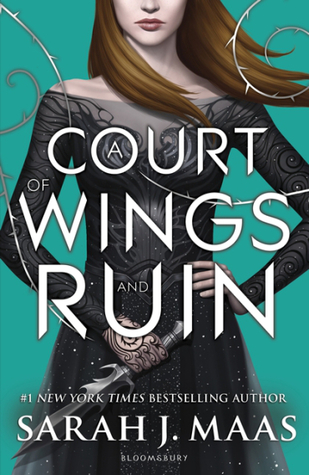 REVIEW: A Court of Wings and Ruin by Sarah J. Maas