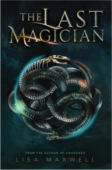 The Last Magician cover