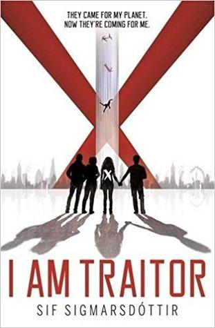 "REVIEW: ""I am Traitor"" by SifSigmarsdóttir"