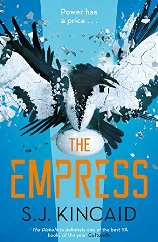 REVIEW: The Empress by S.J. Kincaid