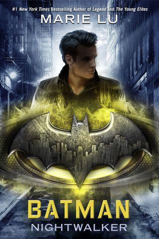 REVIEW – Batman: Nightwalker by MarieLu