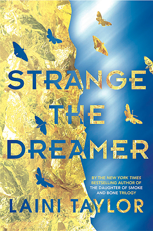 REVIEW: Strange the Dreamer by LainiTaylor