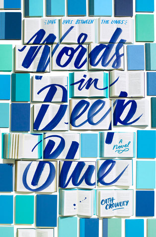 REVIEW: Words in Deep Blue by CathCrowley